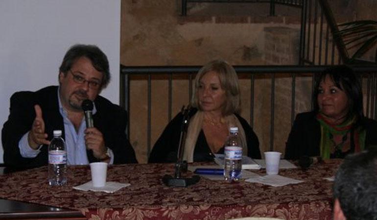 Conferenza all' Associazione Artincorso