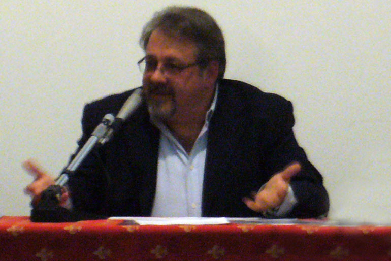 Conferenza presso il Fogolar Furlan